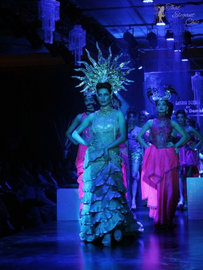 Ramesh Dembla at Bangalore Fashion1