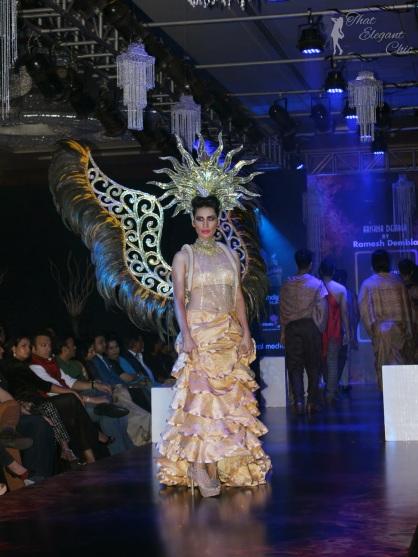 Ramesh Dembla at Bangalore Fashion