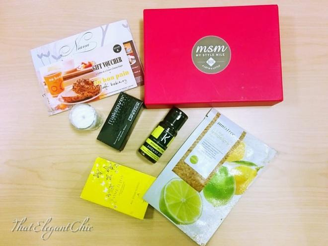 MSM Beauty Box