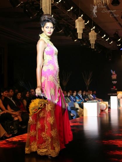 Ramesh Dembla at Bangalore Fashion4