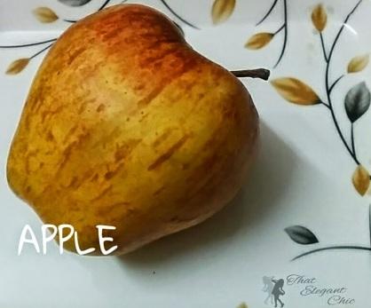 Apple Facial