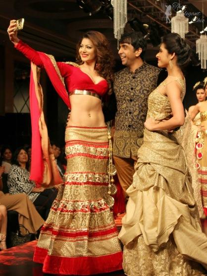 Ramesh Dembla at Bangalore Fashion9