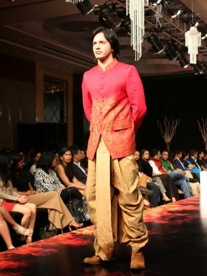 Ramesh Dembla at Bangalore Fashion3
